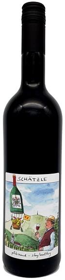 Schätzle Rotwein-Cuvée trocken PX 0,5l JU20/5