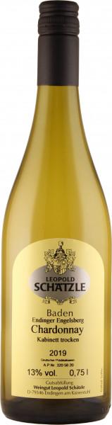 2019 Endinger Engelsberg Chardonnay trocken Barrique