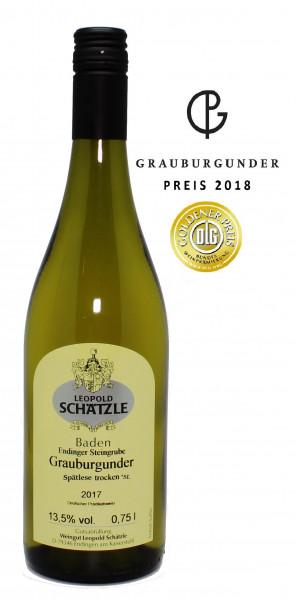 2017 Endinger Steingrube Grauburgunder trocken *SL 0,5l